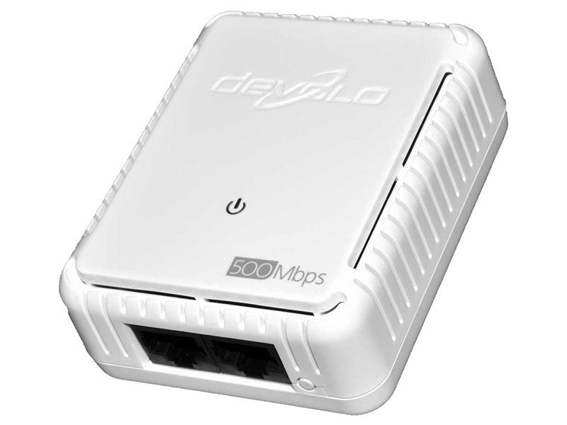 Powerline adapter Devolo dLAN® 500 Wi-Fi (без Wi-Fi)